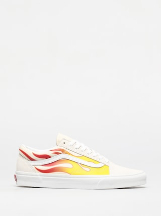 Buty Vans Old Skool (flame/tr wht/classic wht)