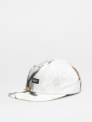 Czapka z daszkiem HUF Realtree 6 Panel ZD (realtree white)