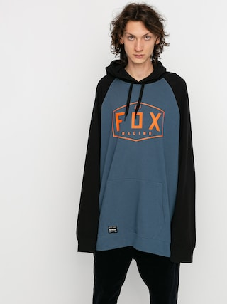 Bluza z kapturem Fox Crest HD (blu stl)