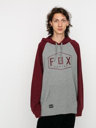 Bluza z kapturem Fox Crest HD (htr graph)
