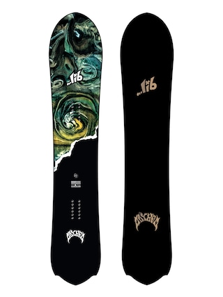 Deska snowboardowa Lib Tech Lost Rocket (black/green)