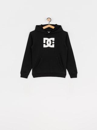 Bluza z kapturem DC Star HD (black)
