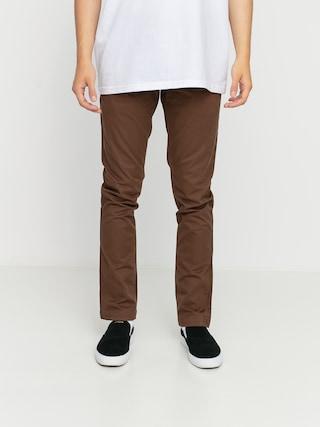 Spodnie Volcom Frickin Slim Chino (vintage brown)