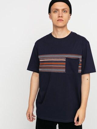 T-shirt Iriedaily Chop Chop Pocket (navy)