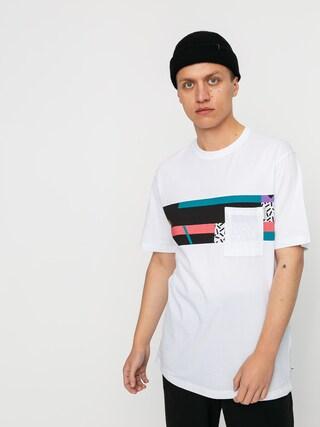 T-shirt Iriedaily Theodore Pocket 2 (white)