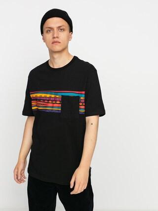 T-shirt Iriedaily Theodore Pocket 2 (black)
