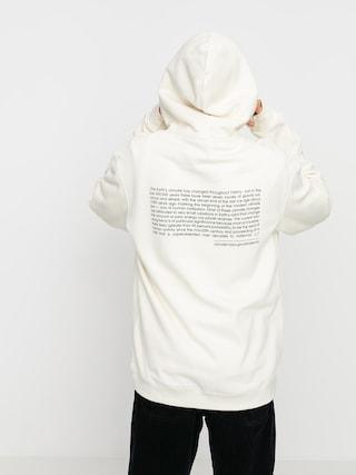 Bluza z kapturem Iriedaily It Matters HD (cream)