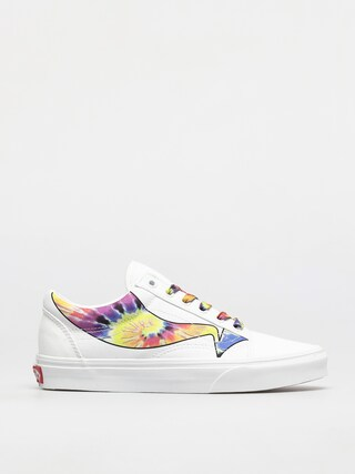 Buty Vans Old Skool (warp/true white/tie dye)