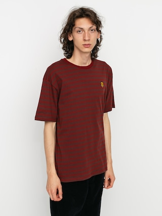 T-shirt Brixton Hilt Melter (dark brick/wine)