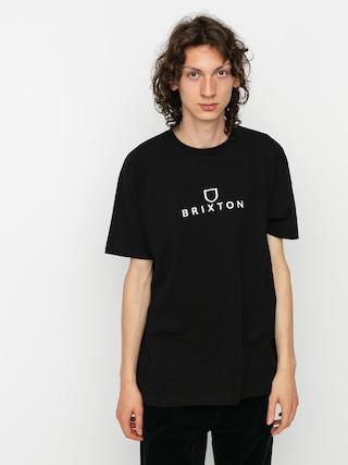 T-shirt Brixton Alpha (black)