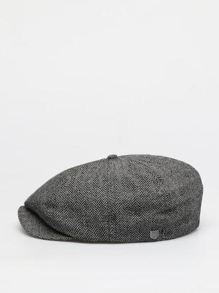 Kaszkiet Brixton Brood Snap Cap (grey/black)