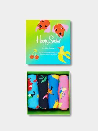 Skarpetki Happy Socks Surreal Animal 4Pk