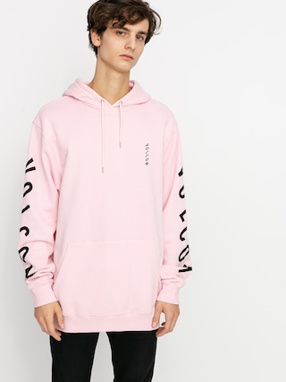 Bluza z kapturem Volcom Supply Stone HD (snow pink)
