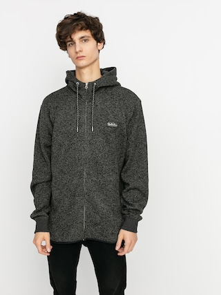 Bluza z kapturem Quiksilver Keller ZHD (dark grey heather)
