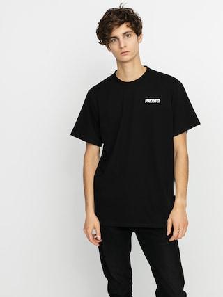 T-shirt Prosto Lillog (black)
