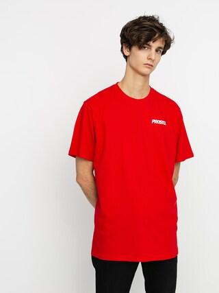 T-shirt Prosto Lillog (red)