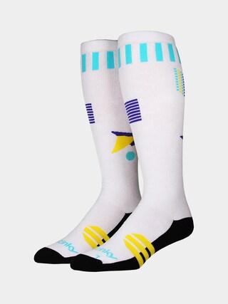 Skarpety Stinky Socks Surf'S Up (white)