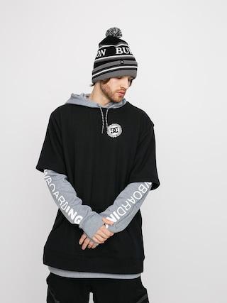 Spodnie snowboardowe DC Revival Bib (black)