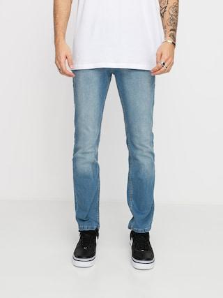Spodnie DC Worker Straight Stretch (light indigo bleach)
