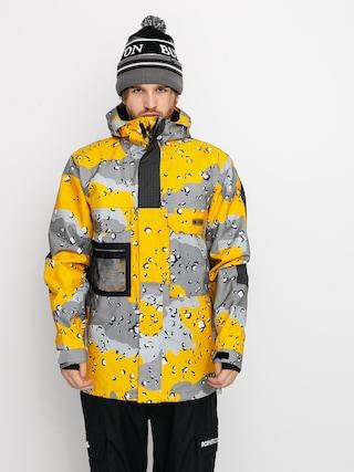 Kurtka snowboardowa DC Defiant (chocolate chip lemon chro camo)