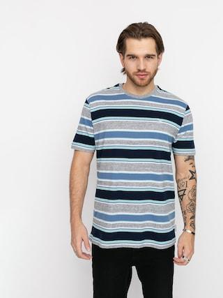 T-shirt Iriedaily Chamisso Retro (greyblue)