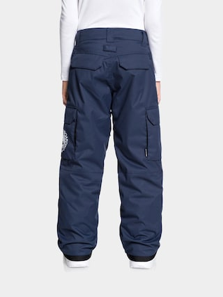 Spodnie snowboardowe DC Banshee (black iris)