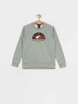 Bluza aktywna Burton Oak Wmn (gray heather)