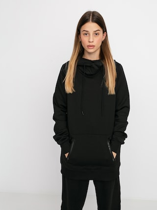 Bluza aktywna Volcom Spring Shred HD Wmn (black)