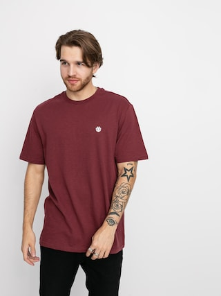 T-shirt Element Crail (vintage red)