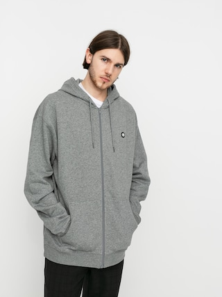 Bluza z kapturem DC Riot ZHD (medium grey heather)