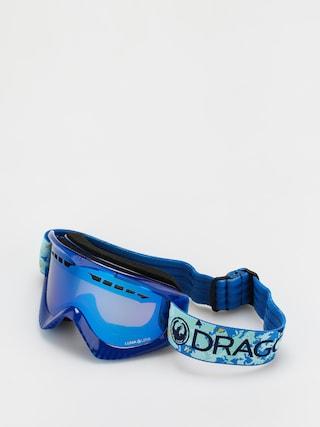 Gogle Dragon Dx (light ice/ll blue ion)