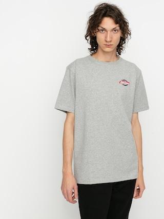 T-shirt Dickies Ruston (grey melange)
