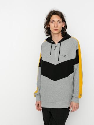 Bluza z kapturem Volcom Wysard HD (heather grey)