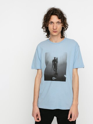 T-shirt Salty Crew Ascend Premium (light blue)