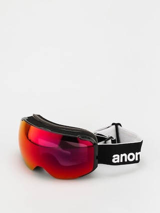 Gogle Anon M2 (black/perceive sunny red)