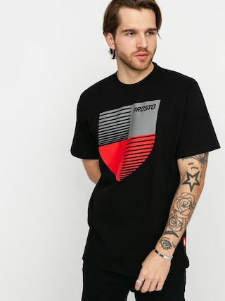 T-shirt Prosto Airsh (black)