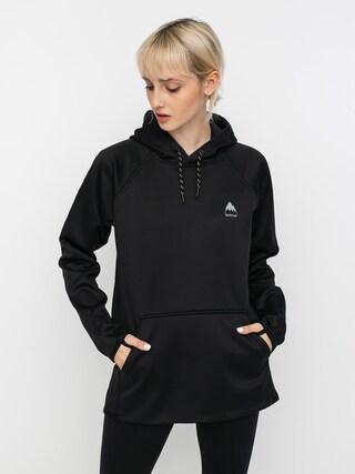 Bluza aktywna Burton Crown Weatherproof HD Wmn (true black)