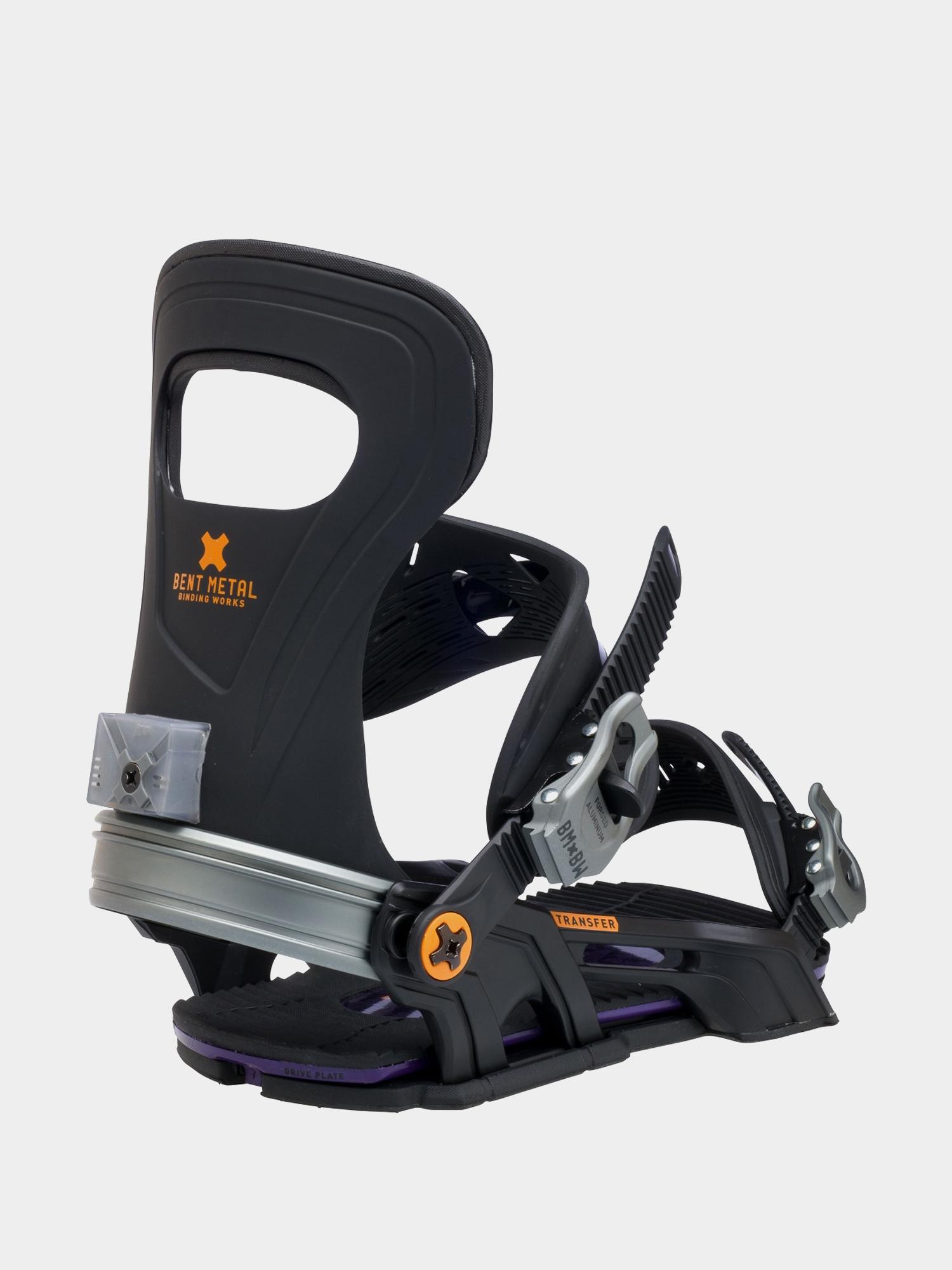 Wiązania snowboardowe Bent Metal Transfer (slate)