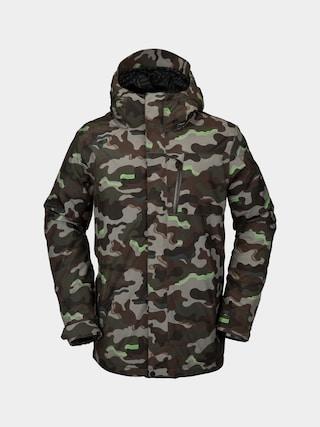 Kurtka snowboardowa Volcom L Ins Gore Tex (army)