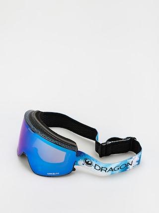 Gogle Dragon PXV2 (permafrost/ll blue ion/ll amber)