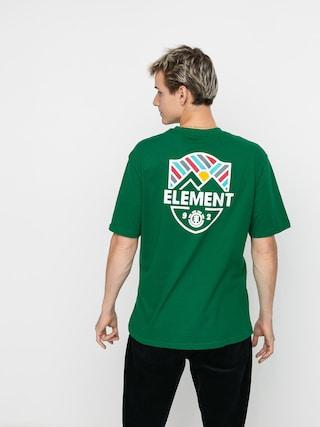 T-shirt Element Beaming (verdant green)