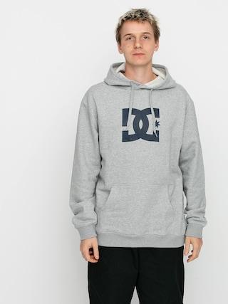 Bluza z kapturem DC Star HD (heather grey)