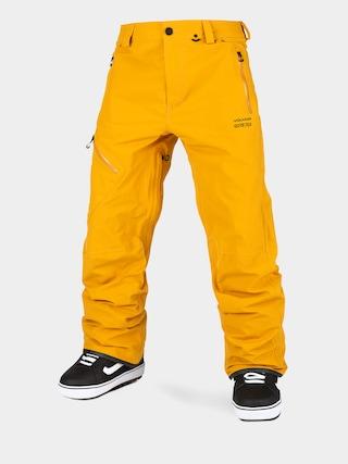 Spodnie snowboardowe Volcom L Gore Tex (resin gold)