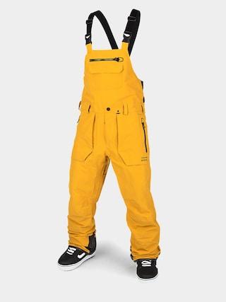 Spodnie snowboardowe Volcom Rain Gore Bib Overall (resin gold)
