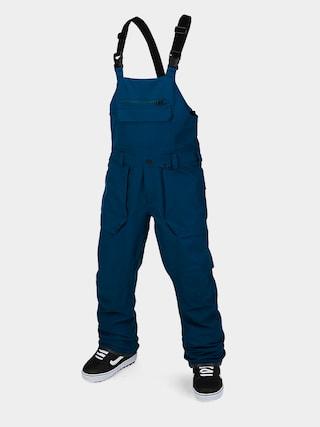 Spodnie snowboardowe Volcom Roan Bib Overall (blue)