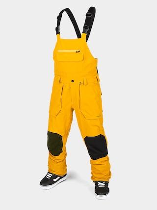 Spodnie snowboardowe Volcom Roan Bib Overall (resin gold)