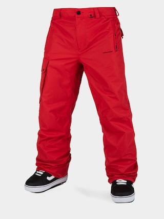 Spodnie snowboardowe Volcom V Co Hunter (red)