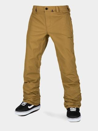 Spodnie snowboardowe Volcom Klocker Tight (burnt khaki)