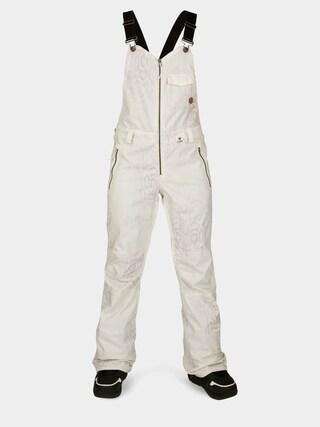 Spodnie snowboardowe Volcom Swift Bib Overall Wmn (bone snake)