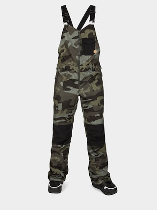 Spodnie snowboardowe Volcom Swift Bib Overall Wmn (service green)